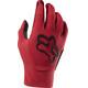 Fox Flexair Rękawiczka rowerowa Mężczyźni czerwony
